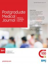 Postgraduate Medical Journal: 94 (1113)