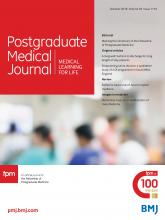 Postgraduate Medical Journal: 94 (1116)
