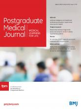 Postgraduate Medical Journal: 96 (1133)